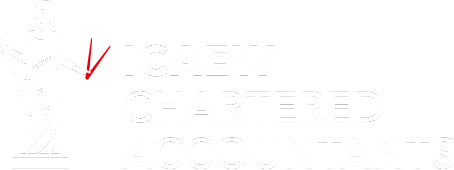 ICAEW (Institute of Chartered Accountants in England & Wales) logo