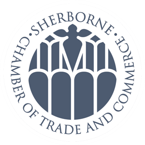Sherborne Chamber of Trade and Commerce logo